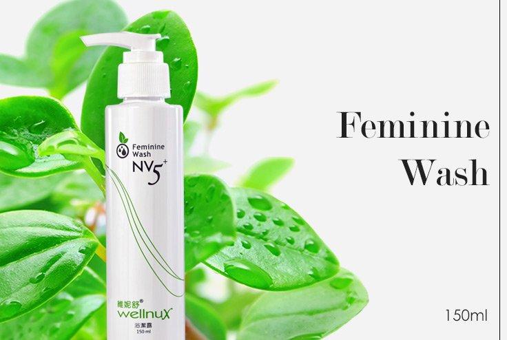 WellnuX Feminine Wash